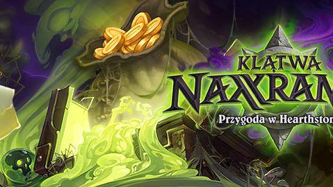 Data premiery Klątwy Naxxramas, nowego dodatku do Hearthstone ujawniona