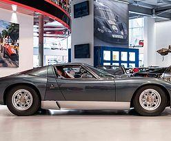 Kultowe Lamborghini od Saudyjskiej rodziny królewskiej wystawione na sprzedaż. Cena powala