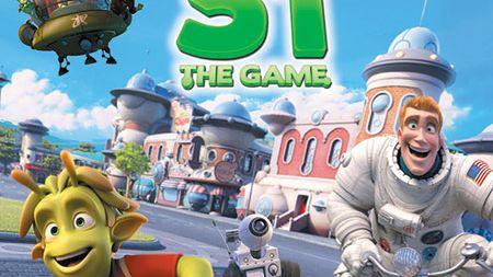 Pierwsze wrażenia: Planet 51: The Game