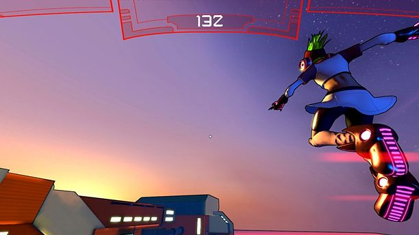 Hover: Revolt of Gamers - nieślubne dziecko Mirror's Edge i Jet Set Radio