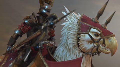Poznajcie Demigryfy - jedną z wielu ciekawych jednostek w Total War: Warhammer