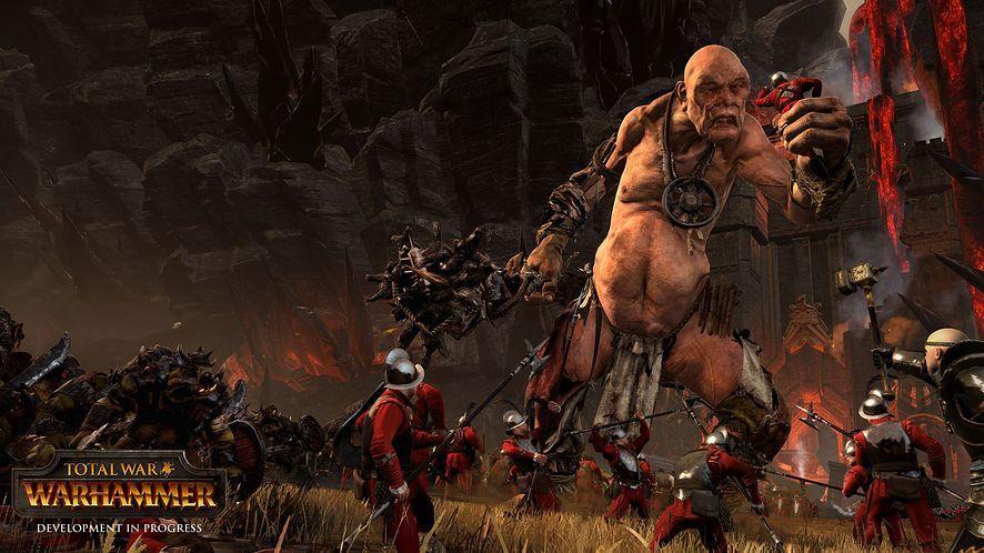 Znajdziecie 16 minut dla krasnoludów w Total War: Warhammer?