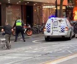 Narażał życie w czasie ataku terrorysty. Australia okrzyknęła go bohaterem