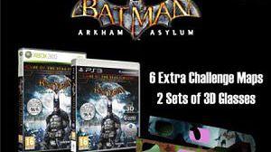 Batman: Arkham Asylum w 3D