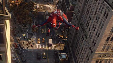 Otwarty świat w Spider-Manie będzie ogromny. Tylko nie wiemy, czy to dobra wiadomość