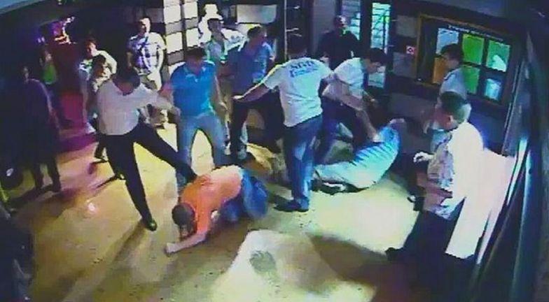 Imigranci napastowali kobietę w rosyjskiej dyskotece. Pobito ich