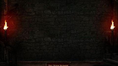 Co kryje się za tajemniczą ścianą? Dodatek do Dark Souls? Raczej wersja na PC...