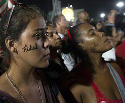 Tak Kubańczycy żegnają Fidela. Wielka uroczystość w Hawanie