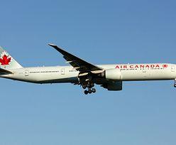 Kanada: samolot wpadł w silne turbulencje. 37 osób rannych