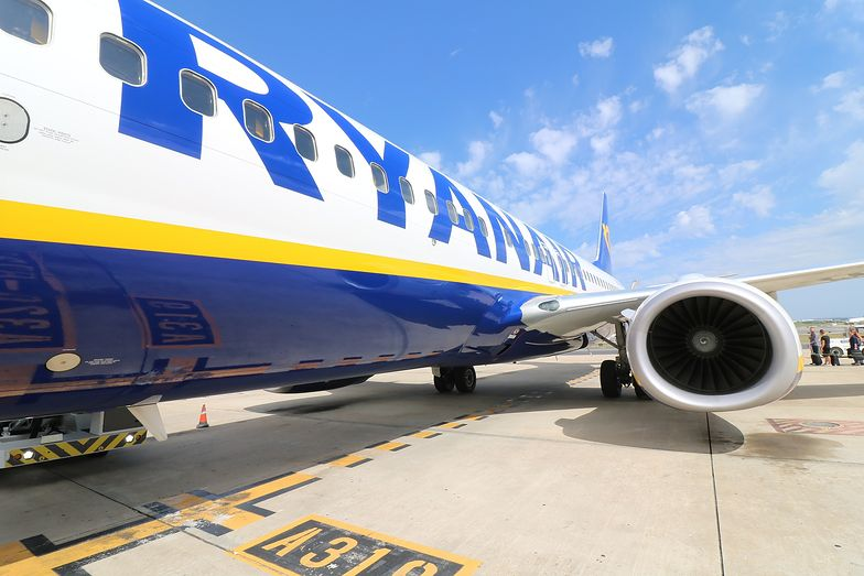 Ryanair oskarża Lufthansę i niemiecki rząd. To spisek!