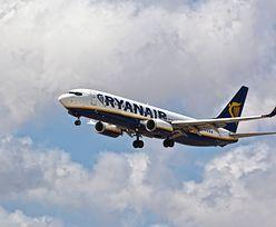 """Wielka bitwa w samolocie Ryanaira. """"To był absolutny chaos"""""""