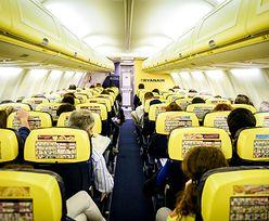Stewardessa linii Ryanair przeżyła szok w czasie lotu boeingiem