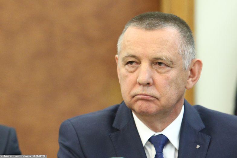 Marian Banaś, szef NIK i były minister finansów.