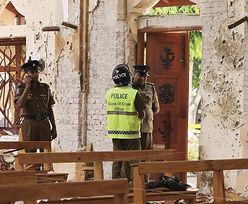 Zamachy na Sri Lance. Liczba ofiar zmniejszona o ponad 100