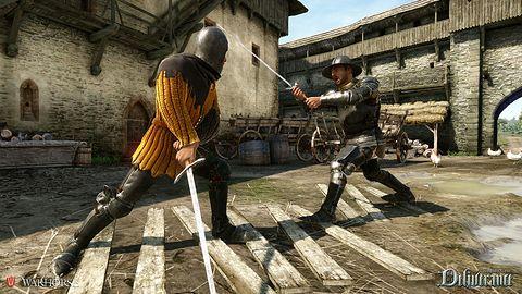 Kto mieczem wojuje, ten się dobrze bawi w Kingdom Come: Deliverance