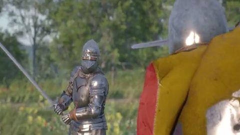 Nowy filmik z Kingdom Come: Deliverance pokazuje, że walka to nie zabawa