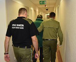 Straż Graniczna zatrzymała nielegalnego imigranta z Syrii. Udawał kierowcę tira