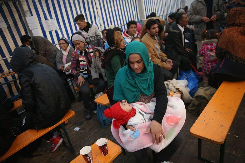 Nowa fala uchodźców w Niemczech. Nawet 400 tysięcy osób