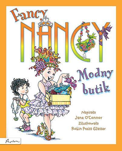 """""""Fancy Nancy. Modny butik"""