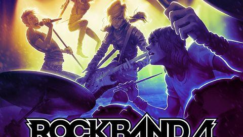 Rock Band 4 oficjalnie zapowiedziane na PS4 i Xboksa One