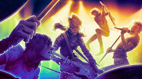 Rock Band 4 - pierwszy materiał z rozgrywki