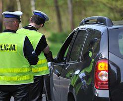 Kierowca nie chciał zatrzymać się do kontroli. 4 rannych policjantów