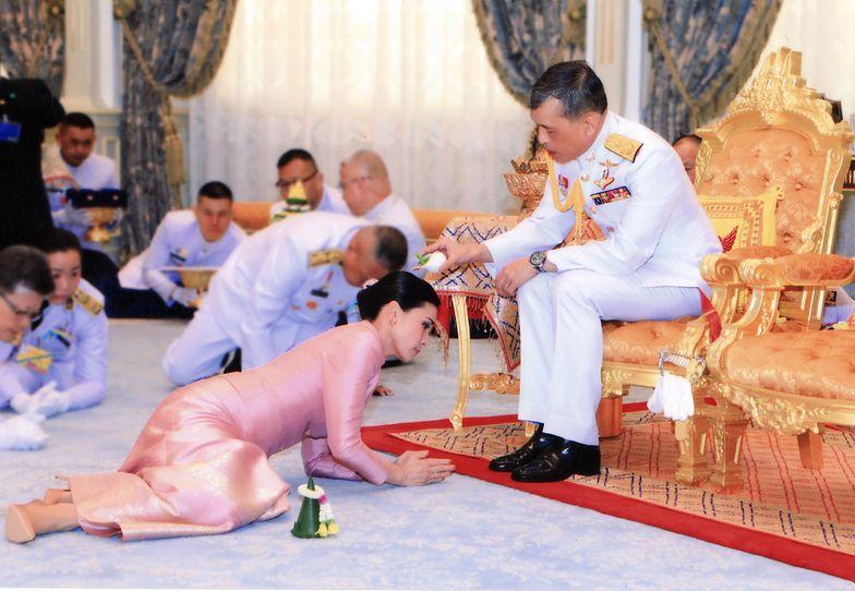 Ślub króla Tajlandii