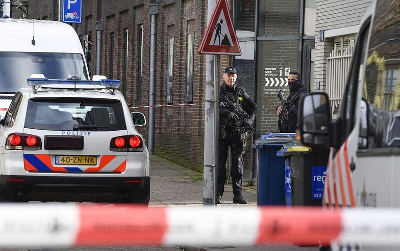 Holandia. Wybuchło auto na polskich tablicach. To mogła być bomba