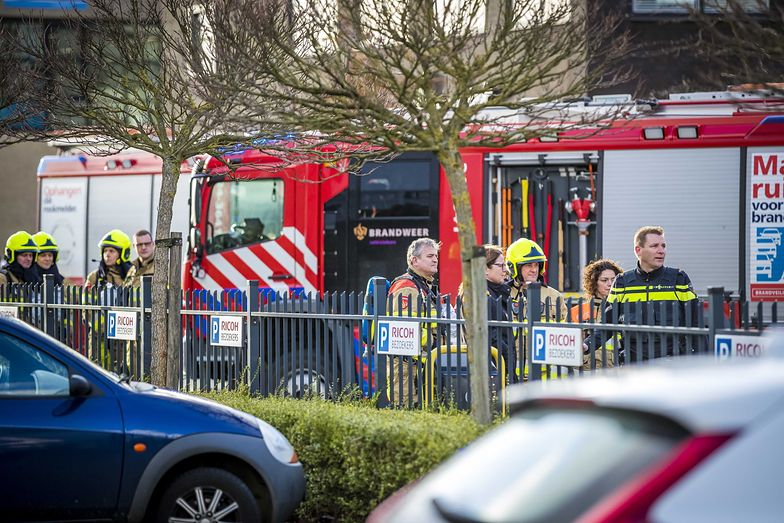 Holandia. Eksplodowały dwie bomby w przesyłkach