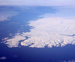 Grenlandia w jeden dzień straciła 11 miliardów ton lodu