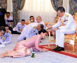 Król Tajlandii wziął ślub. Jego wybranka to wiceszefowa ochrony