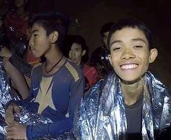 """Uratowano kolejnych czterech chłopców z tajlandzkiej jaskini. Akcja zostanie wznowiona """"nie wcześniej niż za 20 godzin"""""""