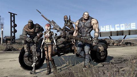 Borderlands kluczową marką dla Take-Two