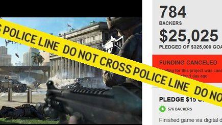 Police Warfare anulowane - ale podobno to jeszcze nie koniec