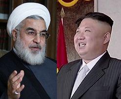Kim Dzong Un za pan brat z Iranem. Katastrofalny sojusz