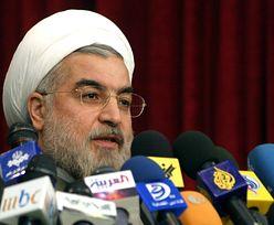 Strzały w budynku administracji prezydenta Iranu. Próba włamania