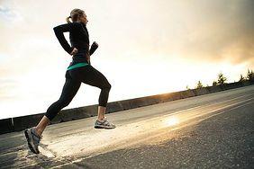 Błędy podczas biegania