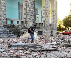 340 wstrząsów wtórnych w Albanii. Setki zniszczonych budynków i zamknięte szkoły