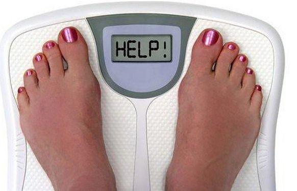Problem z utratą masy ciała
