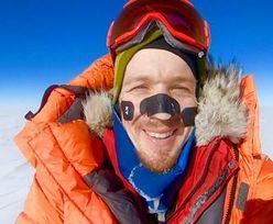 Amerykanin pierwszy na świecie samotnie i bez wsparcia przeszedł Antarktydę