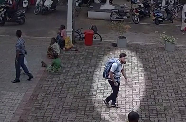 Zamach w Sri Lance