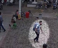 Sri Lanka. Pojawiło się nagranie z zamachowcem z kościoła w Negombo