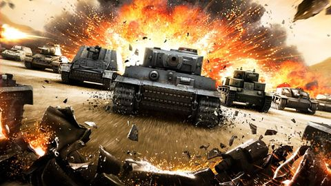 Konsolowe free 2 play od Wargaming to jednak World of Tanks?