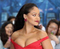 Rihanna mocno przytyła. Czy ona jest w ciąży?