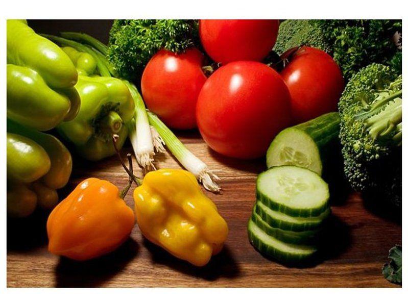 Warzywa w diecie wegetariańskiej