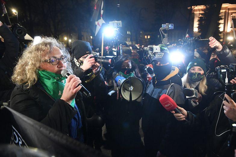 Aborcja w Polsce. Strajk Kobiet ostro o Kaczyńskim