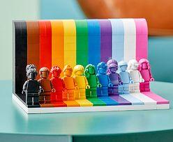 Takich klocków Lego jeszcze nie było. Wyraz solidarności z LGBT