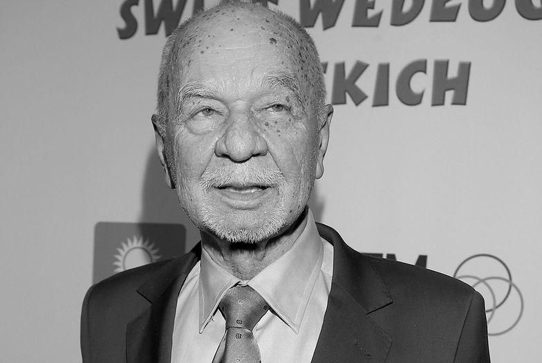 """Nie żyje gwiazda """"Kiepskich"""". Ryszard Kotys miał 88 lat"""
