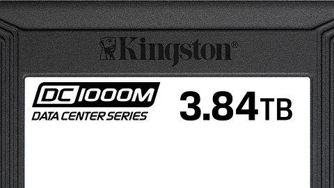 Kingston wprowadza do oferty nowy dysk SSD NVMe DC1000M