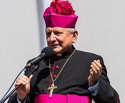 Biskup Edward Janiak odnaleziony. Przebywa na terenie diecezji, którą Watykan kazał mu opuścić